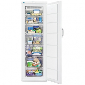 Zanussi ZFU25113WA Freezer, A+ Energy Rating, 60cm Wide,
